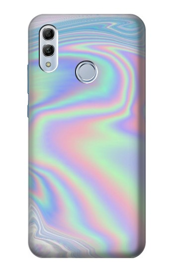Printed Pastel Holographic Photo Printed Huawei Honor 10 Lite Case
