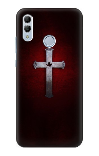 Printed Christian Cross Huawei Honor 10 Lite Case
