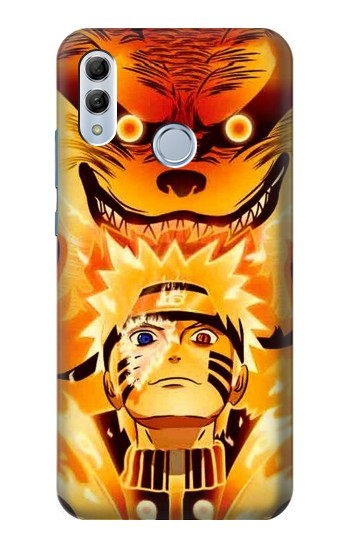 Printed Naruto Kurama Nine Tailed Fox Huawei Honor 10 Lite Case