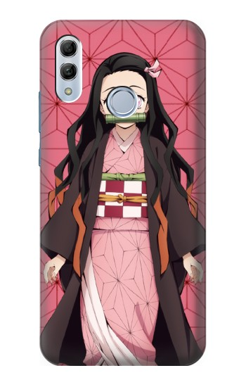 Printed Demon Slayer Kimetsu no Yaiba Nezuko Huawei Honor 10 Lite Case
