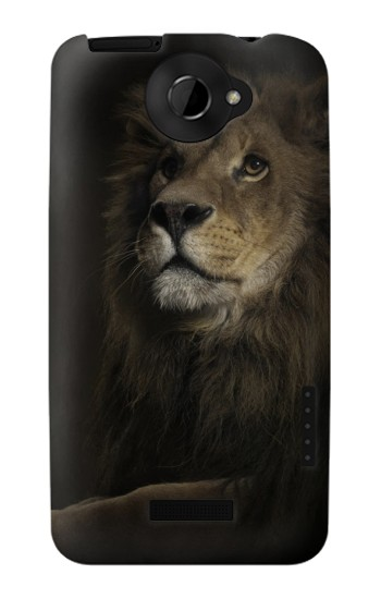 Printed Lion HTC One X Case