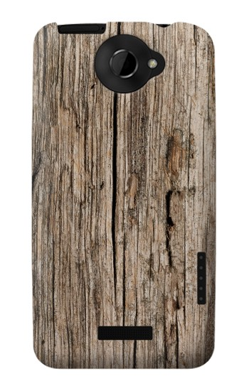 Printed Wood HTC One X Case