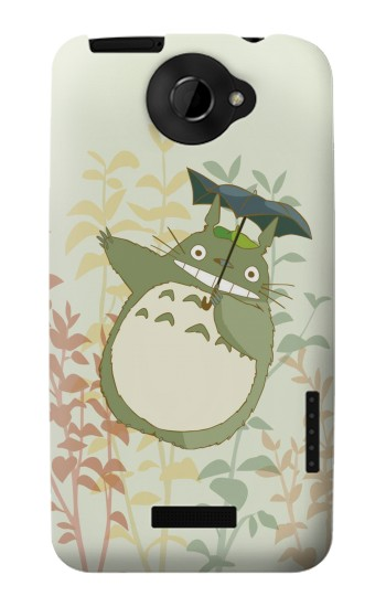 Printed My Neighbor Totoro HTC One X Case