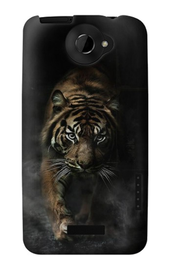 Printed Bengal Tiger HTC One X Case