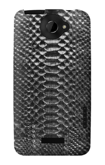 Printed Python Skin Graphic Printed HTC One X Case