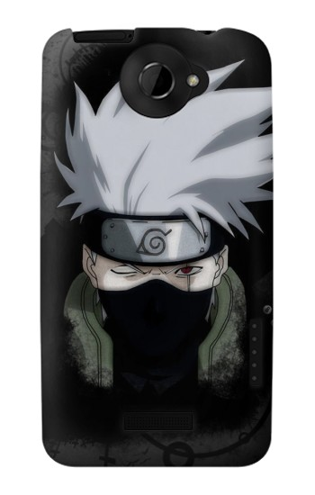 Printed Hatake Kakashi 6th Hokage Naruto HTC One X Case
