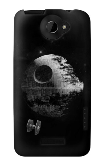 Printed Star Aircraft Planet HTC One X Case