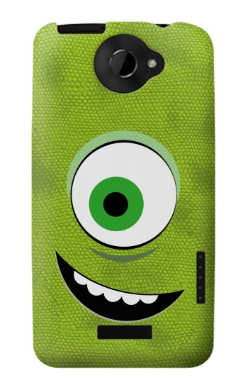 Printed One Eye Monster HTC One X Case