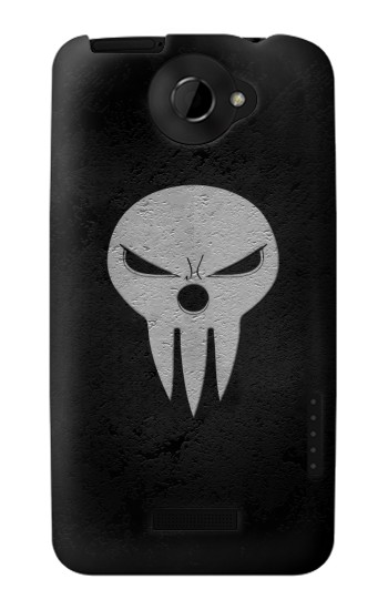 Printed Death Soul Eater Shinigami Sama HTC One X Case