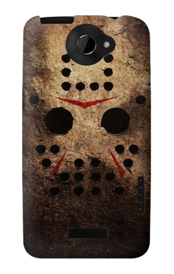 Printed Jason Hockey Mask HTC One X Case