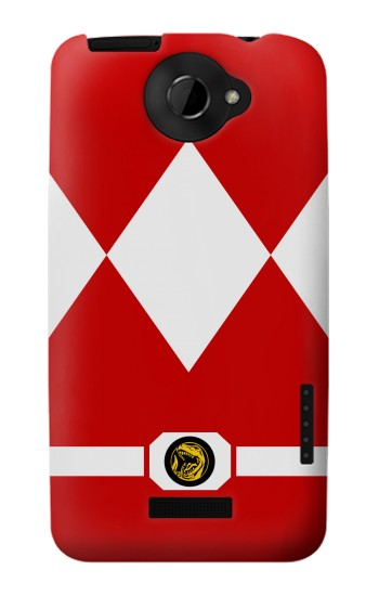 Printed Mighty Morphin Power Ranger Minimalist HTC One X Case