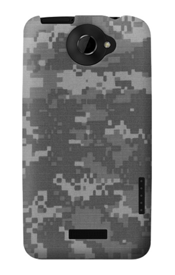 Printed Army White Digital Camo HTC One X Case