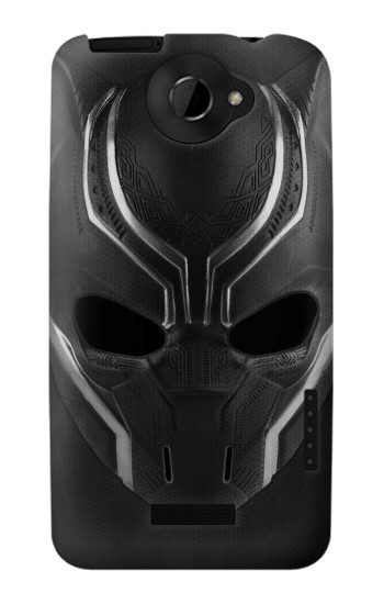 Printed Black Panther Mask HTC One X Case
