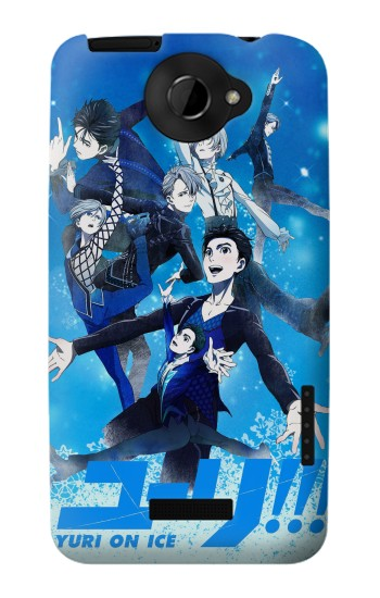 Printed Yuri On Ice HTC One X Case