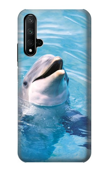 Printed Dolphin Huawei Honor 20 Case
