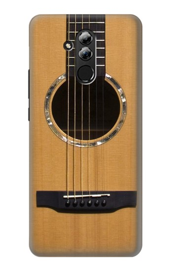 Printed Acoustic Guitar Huawei Mate 20 lite Case
