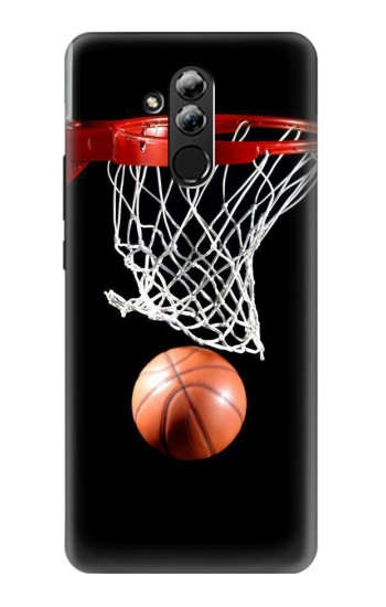 Printed Basketball Huawei Mate 20 lite Case