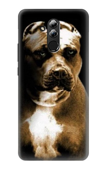 Printed PitBull Huawei Mate 20 lite Case