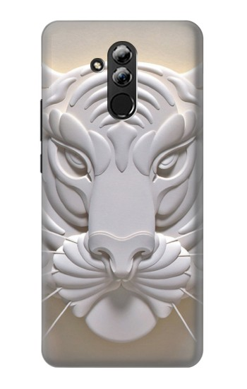 Printed Tiger Carving Huawei Mate 20 lite Case
