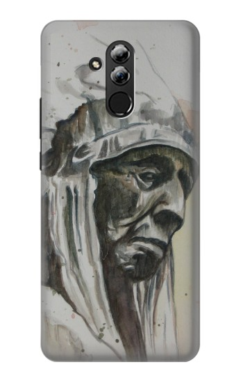 Printed Indian Chief Huawei Mate 20 lite Case