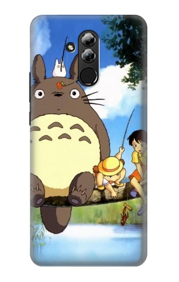 Printed Totoro and Friends Huawei Mate 20 lite Case