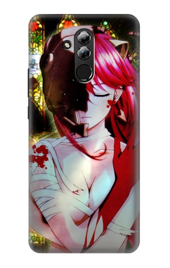 Printed Elfen Lied Lucy Huawei Mate 20 lite Case
