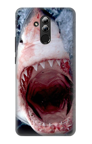 Printed Jaws Shark Mouth Huawei Mate 20 lite Case