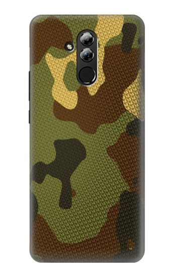 Huawei Mate 20 lite Camo Camouflage Graphic Printed Case Cover