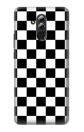 Printed Checkerboard Chess Board Huawei Mate 20 lite Case