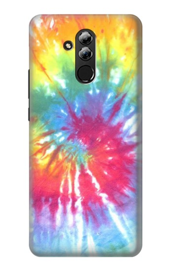 Printed Tie Dye Colorful Graphic Printed Huawei Mate 20 lite Case