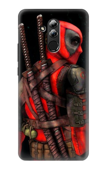 Printed Deadpool 2 Huawei Mate 20 lite Case
