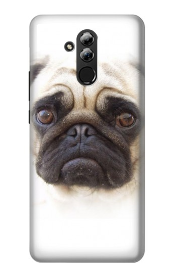 Printed Pug Dog Huawei Mate 20 lite Case