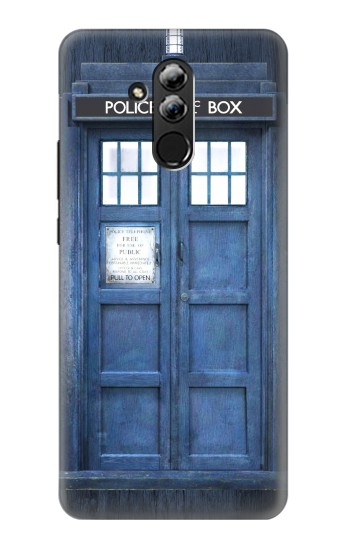 Printed Doctor Who Tardis Huawei Mate 20 lite Case