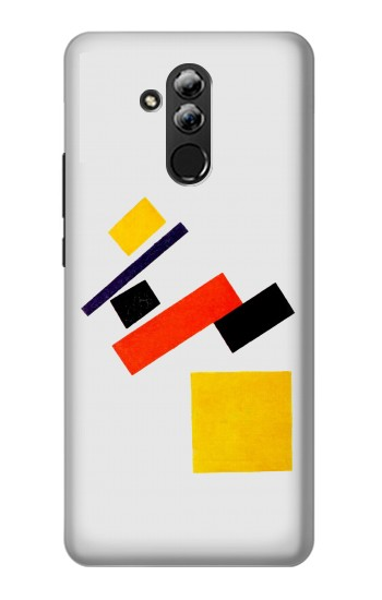 Printed Malevich Suprematism Huawei Mate 20 lite Case