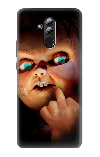 Printed Chucky Middle Finger Huawei Mate 20 lite Case
