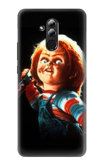 Printed Chucky With Knife Huawei Mate 20 lite Case