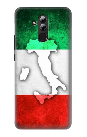 Printed Italy Flag Huawei Mate 20 lite Case