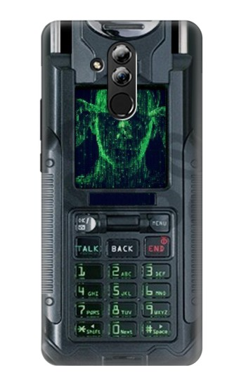Printed The Matrix Mobile Phone Graphic Printed Huawei Mate 20 lite Case