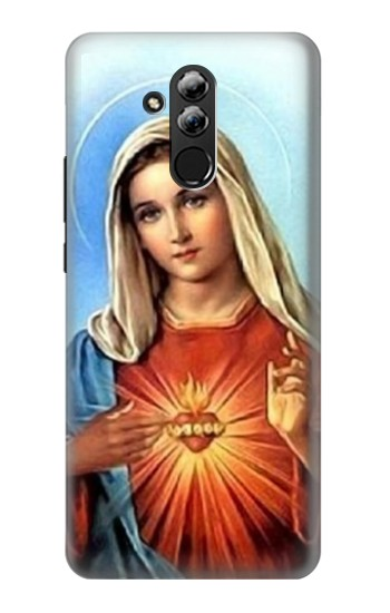 Printed The Virgin Mary Santa Maria Huawei Mate 20 lite Case