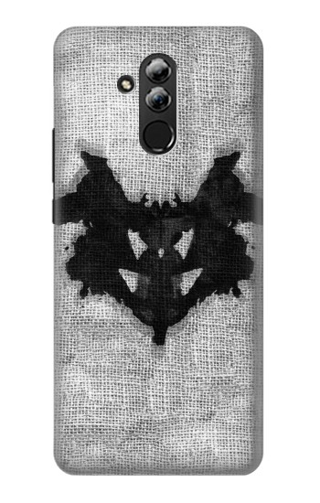 Printed Rorschach Psychological Test Huawei Mate 20 lite Case