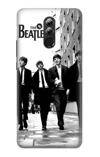 Printed The Beatles in London Huawei Mate 20 lite Case