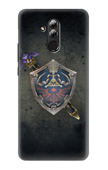 Printed Legend of Zelda Shield Huawei Mate 20 lite Case