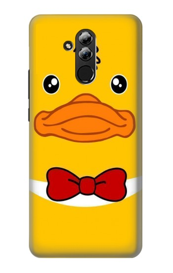 Printed Yellow Duck Huawei Mate 20 lite Case