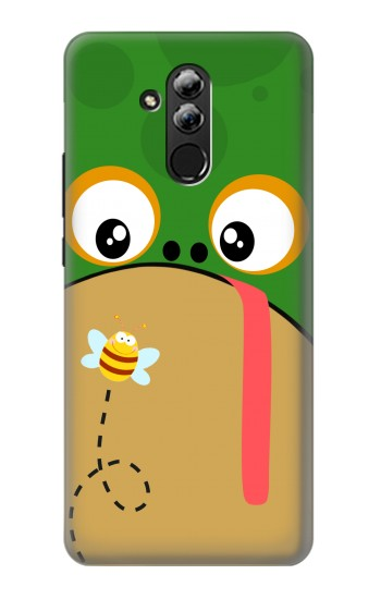 Printed Frog Bee Cartoon Huawei Mate 20 lite Case