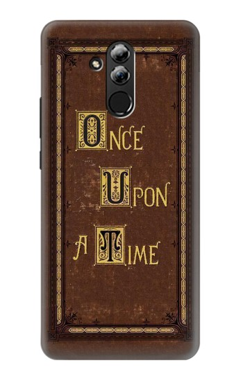 Printed Once Upon a Time Book Cover Huawei Mate 20 lite Case
