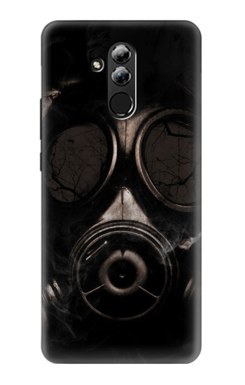 Printed Gas Mask Huawei Mate 20 lite Case