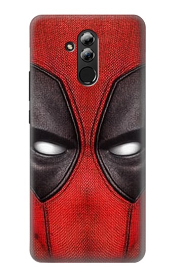 Printed Deadpool Mask Huawei Mate 20 lite Case