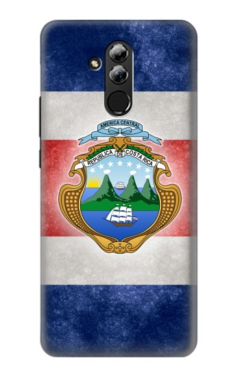 Printed Costa Rica Flag Huawei Mate 20 lite Case