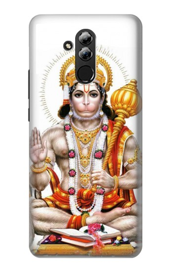 Printed Lord Hanuman Chalisa Hindi Hindu Huawei Mate 20 lite Case