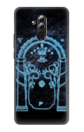 Printed Lord of The Rings Mines of Moria Gate Huawei Mate 20 lite Case